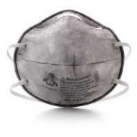3M™ 8247 R95 活性碳防菌口罩(黑)