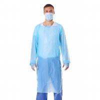 一次性CPE防護衣 ( 10件/包 )