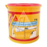 Sika 西卡® 天台外牆防水塗料 (深灰 / 灰 / 白色 )  ( 4公斤 )